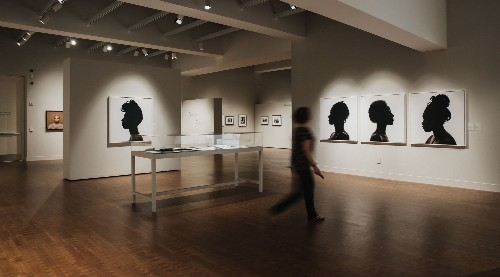 Portrait Photography in Major Art Museums