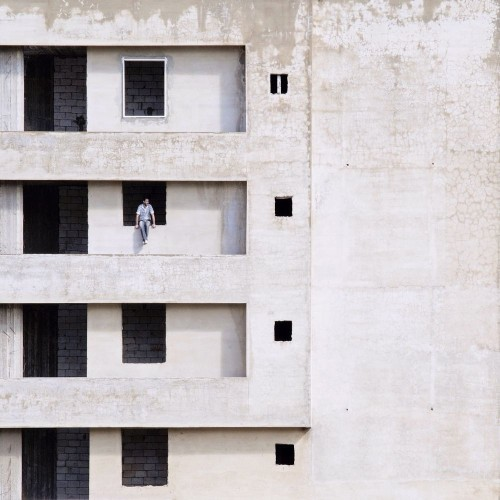 A Thin Line - Photographs and text by Serge Najjar | LensCulture