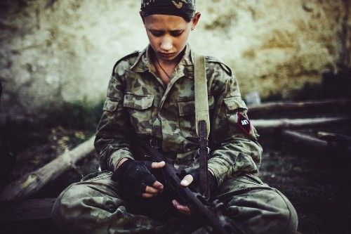 Crimea Sich: Children's Military Summer Camps