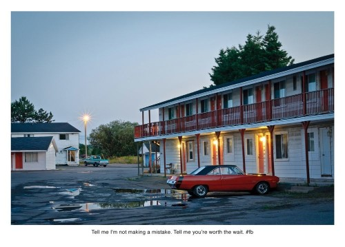 Geolocation - Photographs and text by Nate Larson and Marni Shindelman | LensCulture