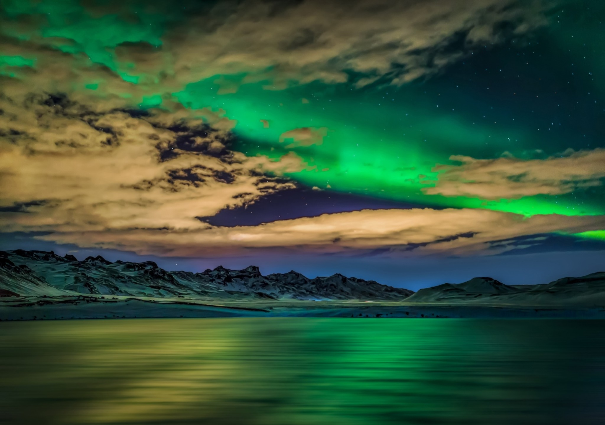 How to have a budget break in Iceland