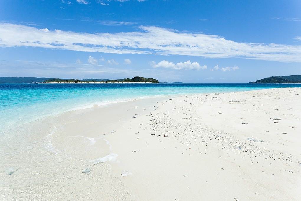 The other Japan: secret beaches of Okinawa and the Southwest Islands