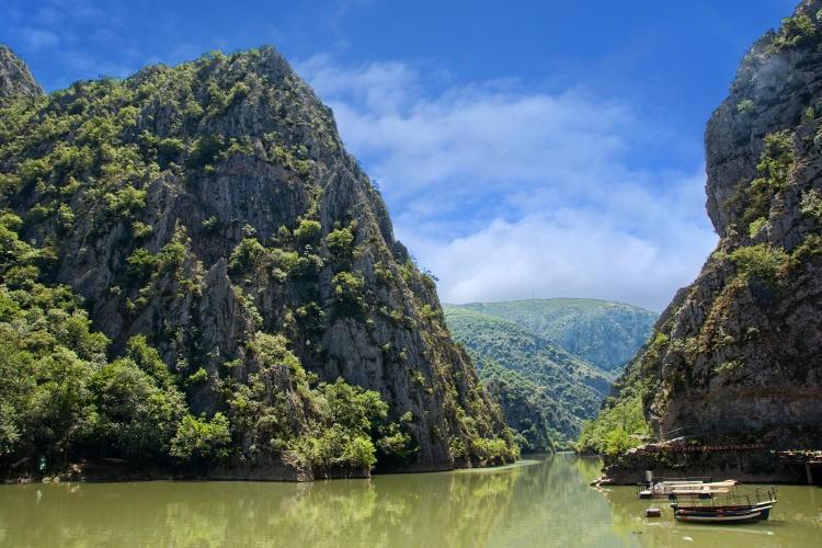 Jasen nature reserve: Macedonia's secret getaway