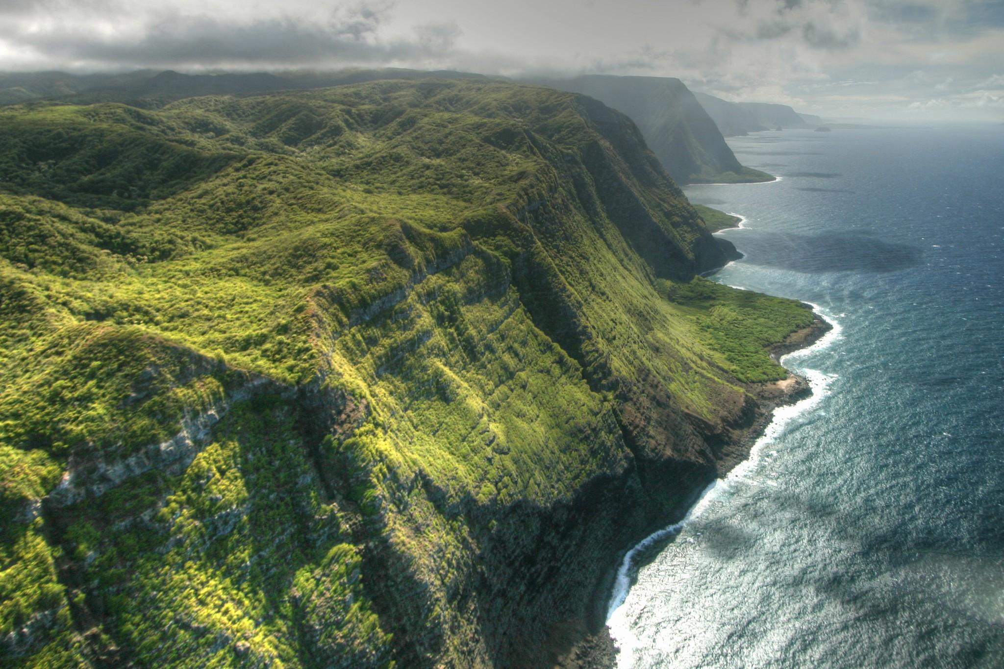 Hawaiian day trips: Moloka'i