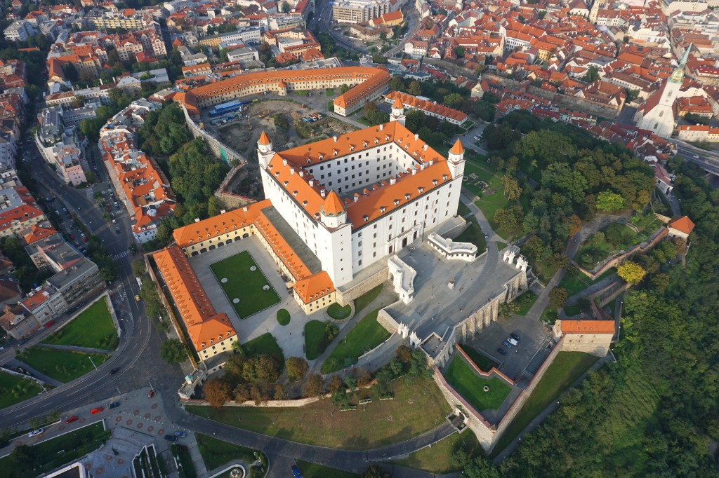 Bratislava for free
