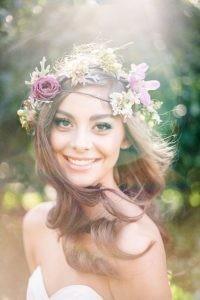 13 Flower Crowns that Just Scream Summer Wedding