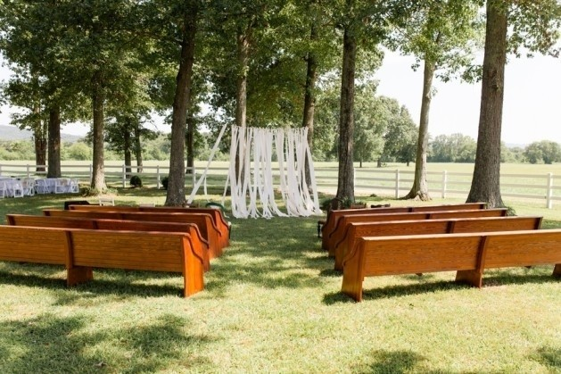 How to Get Married in Your Own Backyard