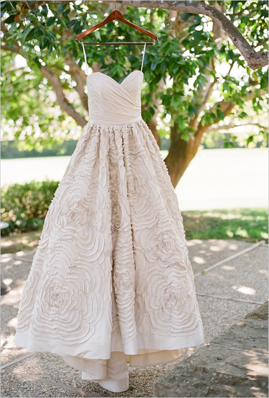 Wedding dress - Magazine cover