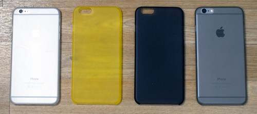 Totallee Scarf Review: A Look at One of the Thinnest iPhone 6/6 Plus Cases You Can Get