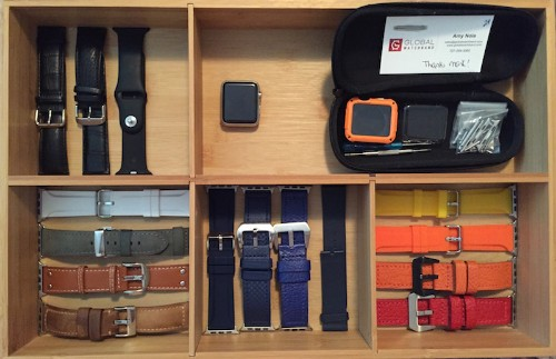 A Look at Third-Party Bands for Apple Watch