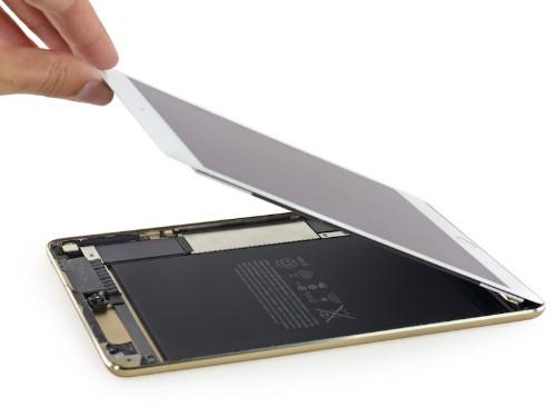 iPad Mini 4 Teardown Confirms Smaller Battery and 2 GB RAM