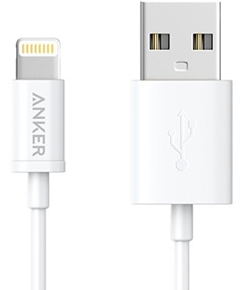 New iPhone, iPad, or AirPods? Get Extra Apple-Certified Lightning Cables for Just $6