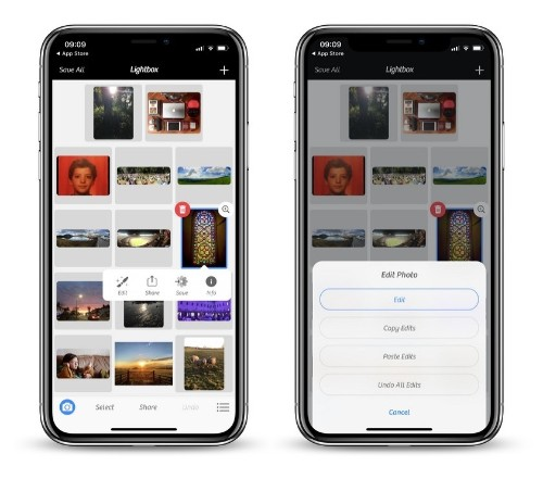 Camera+ App Update Adds Ability to Transfer Applied Edits Between Images