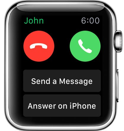 How to Answer and Make Phone Calls on Apple Watch