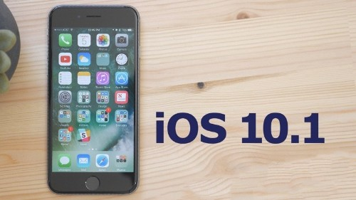 Apple Releases iOS 10.1 With New Portrait Mode for iPhone 7 Plus [Updated]
