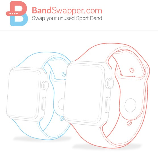 Apple Watch Sport Bands Come in Three Pieces, Full Band Swapping Not Possible