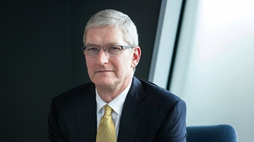 Tim Cook Tells White House to Embrace 'No Backdoors' Encryption Policy in Meeting