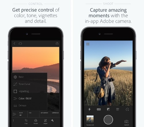 Lightroom for iOS Now Available to All Users, No Longer Requires Creative Cloud Subscription