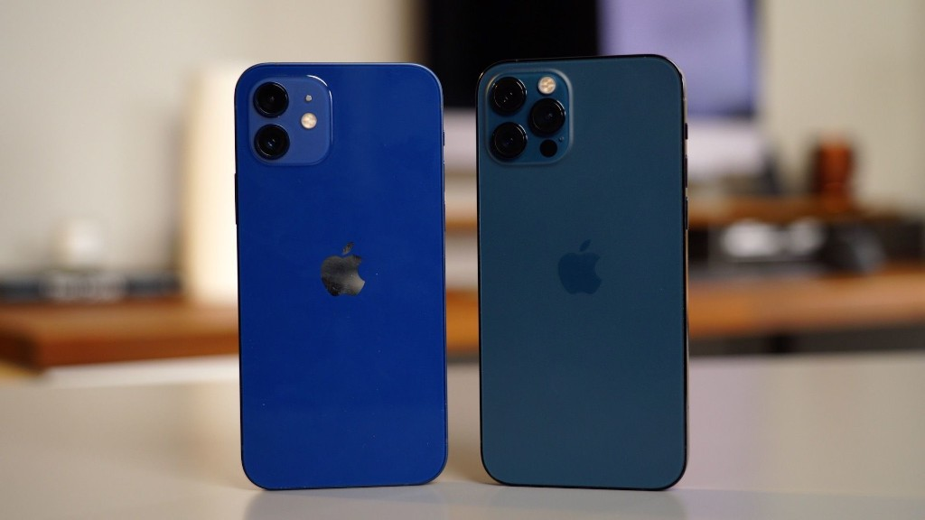 Hands-On Comparison: iPhone 12 vs. iPhone 12 Pro