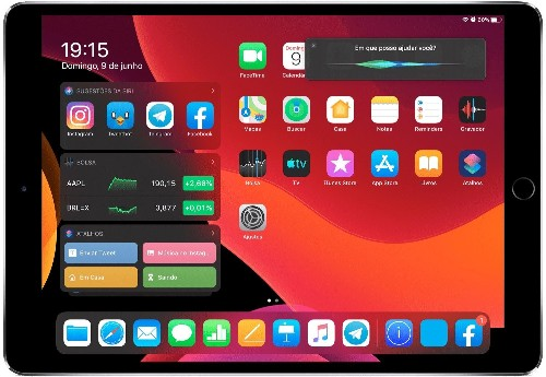 Apple Considering Less Disruptive Siri Behavior in Future Version of iPadOS