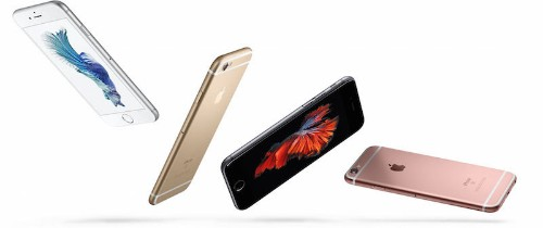 iPhone 6s and iPhone 6s Plus Sales Top Thirteen Million in Launch Weekend