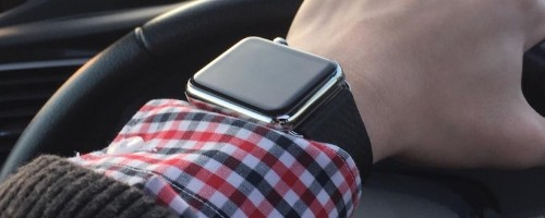 Distracted Driving Laws Yet to Catch Up With Apple Watch