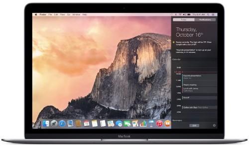 Intel's Skylake Processor Lineup for Retina MacBook Revealed