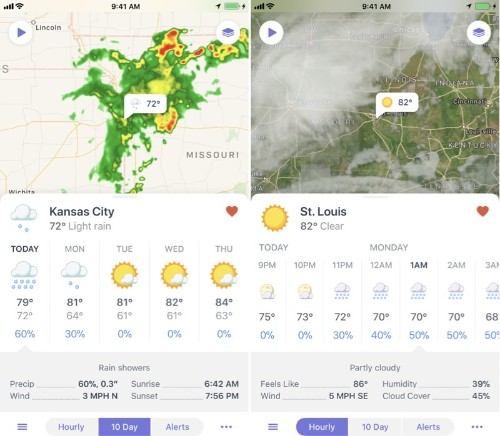 New 'Weather Atlas' App Has Been Designed for Apple's Upcoming iPhone 8