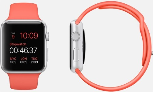 Tim Cook: Our Objective With Apple Watch Is to Change the Way People Live Their Lives
