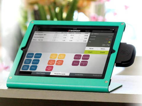 ShopKeep Updates iPad App with Apple Pay Support
