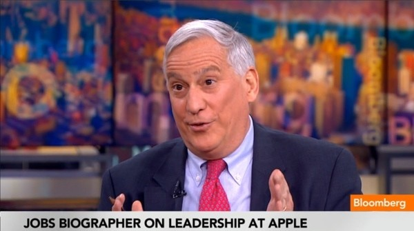 Jobs Biographer Walter Isaacson: 'Execution is What Really Matters,' Apple is the Best