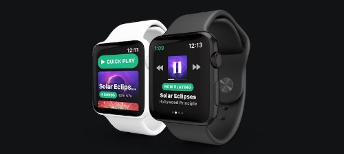 Spotify Coming To Apple Watch Thanks to Partnership With Third-Party App 'Snowy'
