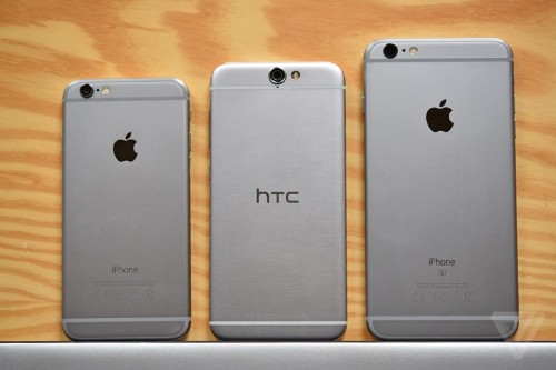 HTC Says 'It's Apple That Copies Us' After One A9 Called iPhone Lookalike