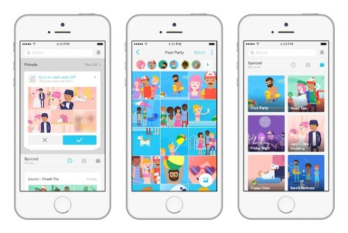 Facebook Forcing Users to Install 'Moments' App to Retain Synced Photos