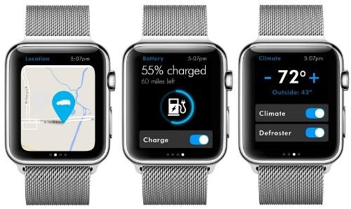 Volkswagen Debuts Connected Car App on Apple Watch