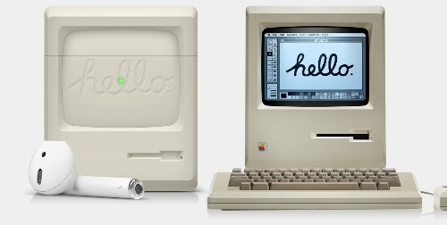 Elago Launches AirPods Case Themed After Original Macintosh
