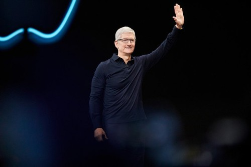 Apple CEO Tim Cook to Receive 'Champion Award' for His Ongoing Commitment to LGBTQ Rights