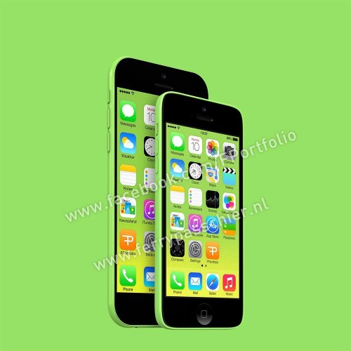 iPhone 6 Renders Reimagined as iPhone 6c