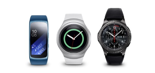 Samsung Releases iOS Apps for its Gear Family of Smartwatches