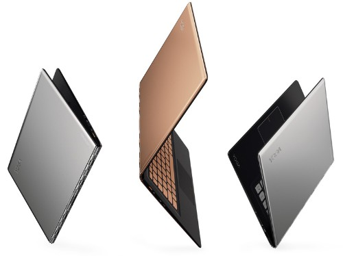 Lenovo, LG and HP Introduce MacBook Lookalikes at CES 2016