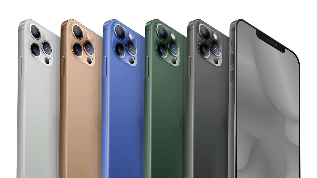 iPhone 12 Colors: Eight Total, Including Striking New Blue Color