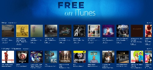 iTunes Hasn't Offered Free Songs Since Apple Music Launched on June 30