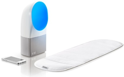CES 2014: Withings Shows Off 'Aura' Smart Sleep Tracking System