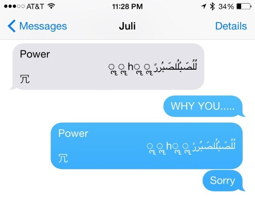 Apple Offers Temporary Fix for iOS Text Bug, Says Update's Coming Soon
