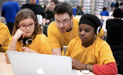 Apple Retail Announces 2015 Interactive Summer Camps for Kids