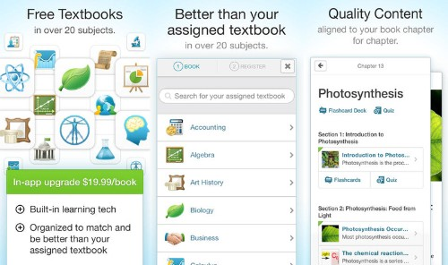 'Boundless' Launches for iOS, Offers Free Alternatives to Assigned Textbooks