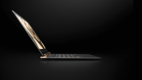 HP Claims Innovation Over Apple With 'World's Thinnest Laptop'