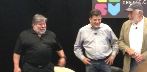 Steve Wozniak and Atari Founder Nolan Bushnell Recall Steve Jobs and Early Apple Memories Together