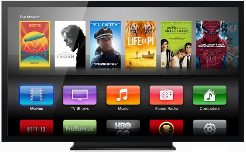 Apple in Talks With Content Providers for Web-Based TV Service