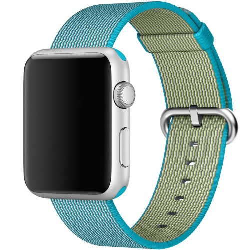 Apple Announces Nylon Watch Bands, Drops Starting Apple Watch Price to $299